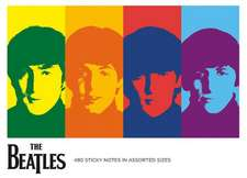 The Beatles 480 Sticky Notes in Assorted Sizes