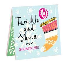 TWINKLE SHINE BOOK OF LABELS
