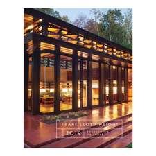 Engage Cal 2019 Frank Lloyd Wright