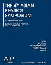 The 4th Asian Physics Symposium:  An International Event