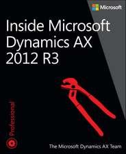 Inside Microsoft Dynamics Ax 2012 R3:  Configuring Windows 8.1