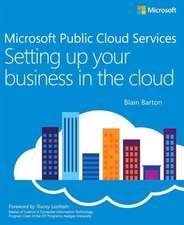 Microsoft Public Cloud Services