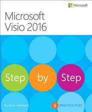Microsoft VISIO 2016 Step by Step:  Setting Up Your Business in the Cloud