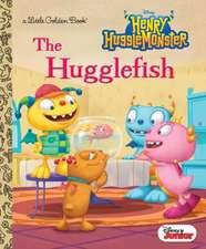 The Hugglefish (Disney Junior:  Henry Hugglemonster)