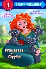 Princesses and Puppies (Disney Princess)