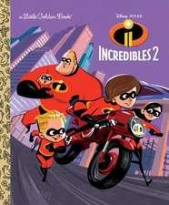 Incredibles 2 Little Golden Book (Disney/Pixar Incredibles 2)