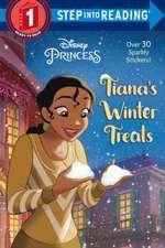 Princess Tiana Deluxe Step Into Reading (Disney Princess)
