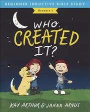 Who Created It?: Genesis 1