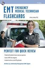 EMT Flashcard Book