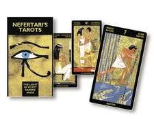 Nefertari's Tarots:  78 Cards with Instructions