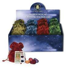 Capricorn Astrological Crystal Talismans