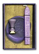 Wicca Sealing Wax [With Sealing Wax and Stamp Designs]:  The True Story of a Rock Band's Terrifying Encounters with the Dark Side