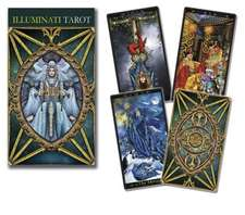 Tarot Illuminati [With Book(s)]:  Using EFT to Clear Emotional & Physical Pain & Illness