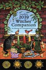 Llewellyn's 2019 Witches' Companion: A Guide to Contemporary Living