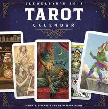Llewellyn's 2019 Tarot Calendar