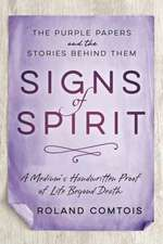 Signs of Spirit: The Purple Papers and the Stories Behind Them