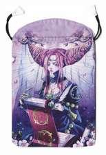 Llewellyn: Mystical Manga Tarot Satin Bag