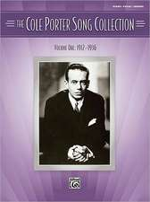 The Cole Porter Song Collection - Volume 1 - 1912-1936