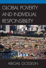 Global Poverty and Individual Responsibility