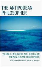 The Antipodean Philosopher