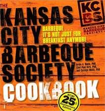 The Kansas City Barbeque Society Cookbook