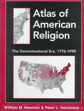 Atlas of American Religion