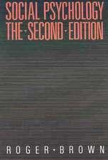 Social Psychology, 2nd Edition