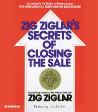 The Secrets of Closing the Sale