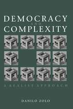 Democracy and Complexity: A Realist Approach