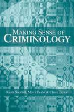 Making Sense of Criminology