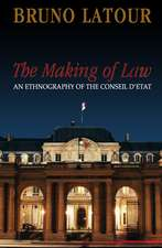 The Making of Law: An Ethnography of the Conseil d′Etat