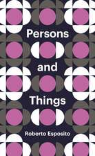 Persons and Things: From the Body′s Point of View