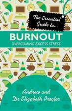 The Essential Guide to Burnout:  Overcoming Excess Stress