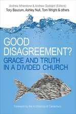 Good Disagreement?