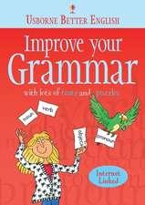 Improve Your Grammar