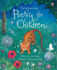 The Usborne Book of Poetry