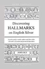 Discovering Hallmarks on English Silver