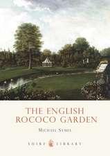 The English Rococo Garden