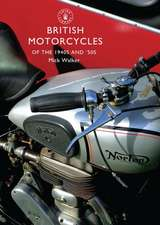 British Motorcycles of the 1940s and '50s