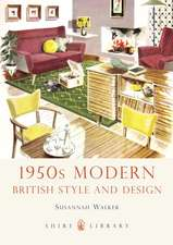 1950s Modern: British Style and Design