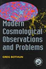 Modern Cosmological Observations and Problems