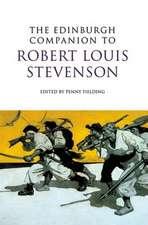 The Edinburgh Companion to Robert Louis Stevenson