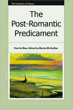 The Post-Romantic Predicament:  Race, Nation, Other