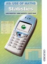 AS Use of Maths - Statistics