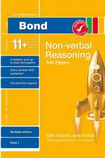 Bond 11+ Test Papers Non-Verbal Reasoning Multiple Choice Pa