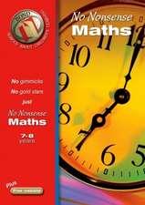 Bond No Nonsense Maths 7-8 Years