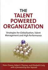The Talent Powered Organization