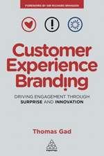Customer Experience Branding