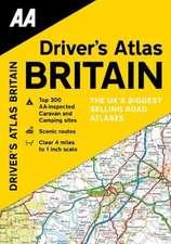 DRIVERS ATLAS BRITAIN