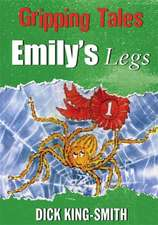 Gripping Tales: Emily's Legs